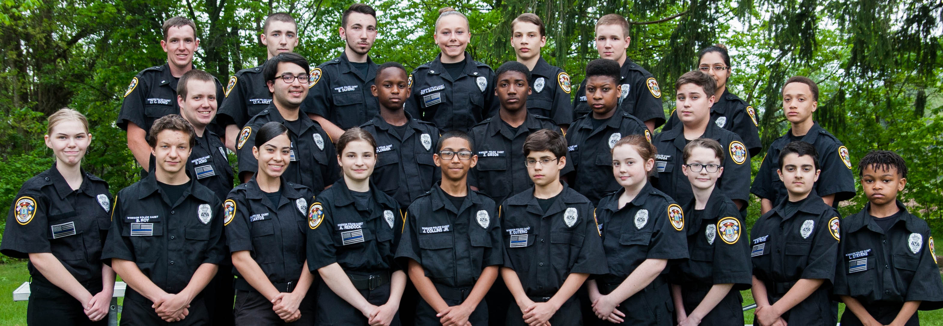Windsor Police Cadets